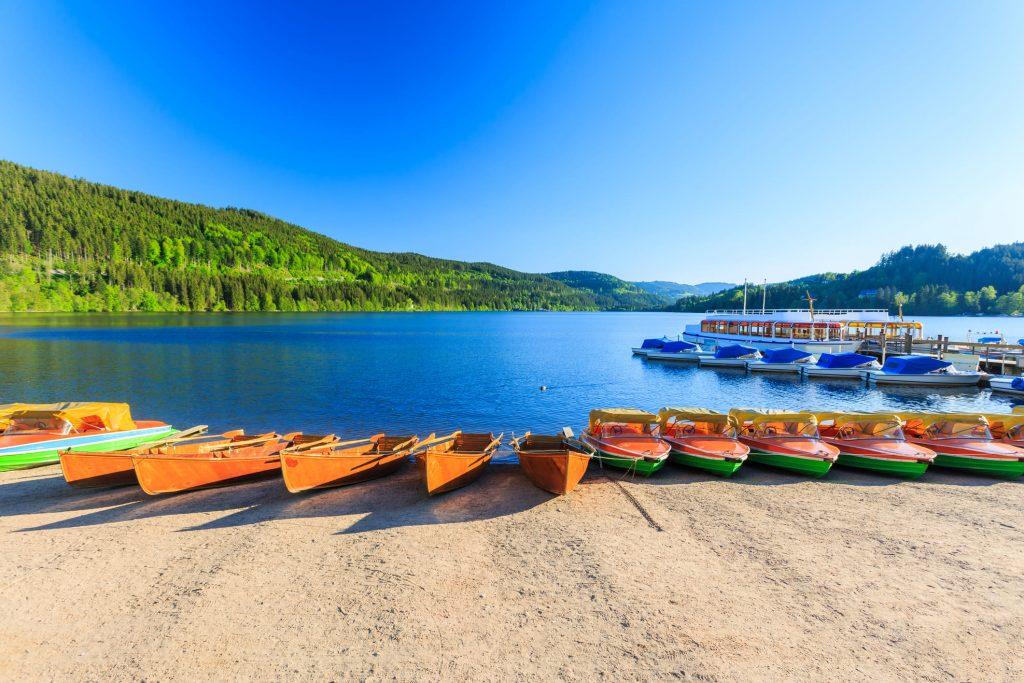 中西歐 | 德國10大必遊景點懶人包 德國 蒂蒂湖 iStock 696178054