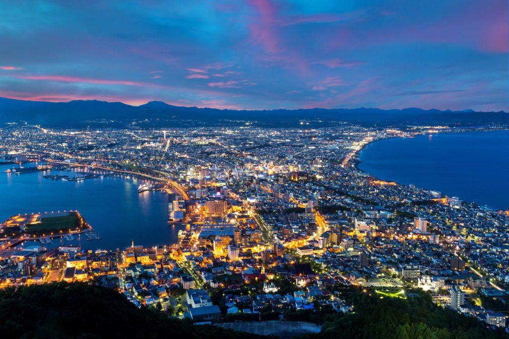日本北海道|10大必遊景點懶人包 日本 北海道 函館 iStock 618213658