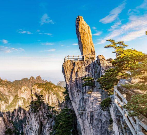 中國 安徽 黃山|天下第一奇山 5大遊玩路線攻略