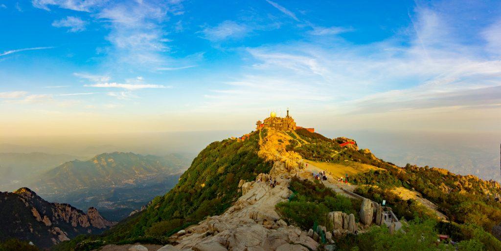 中國 山東|旅遊景點攻略 中國 山東 泰山 mount tai
