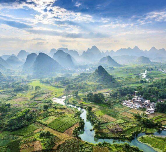 中國 華南|廣西 5大山水人文特色景點!灕江、蘆笛岩、德天瀑布、龍脊金坑梯田、少數民族