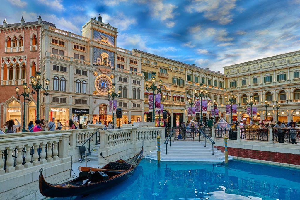 中國 港澳|沒去過這8大景點,就不算去過香港、澳門! 中國 港澳 澳門 威尼斯人度假村The Venetian Macao