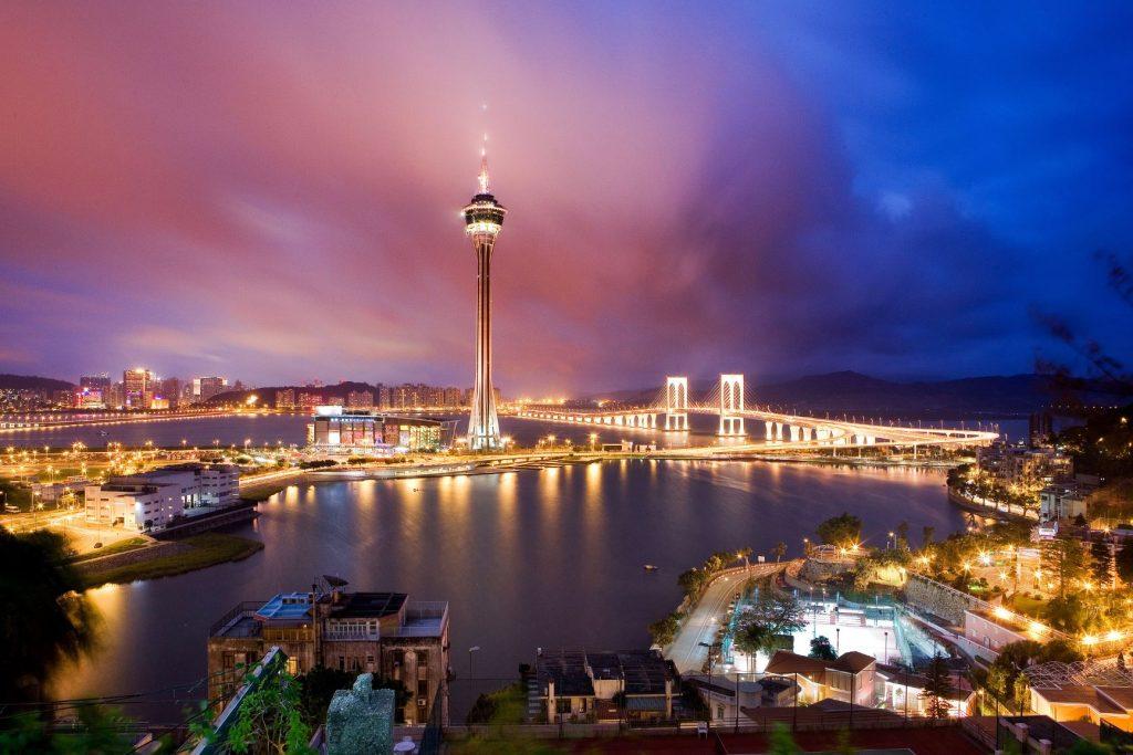 中國 港澳|沒去過這8大景點,就不算去過香港、澳門! 中國 港澳 澳門 旅遊塔Macau Tower