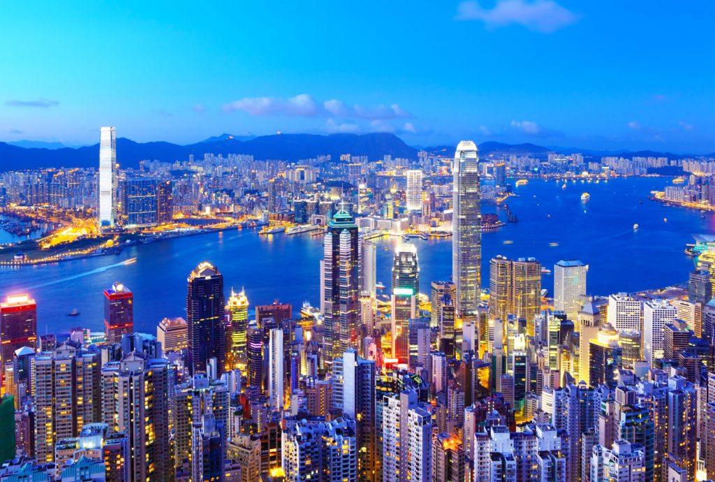 中國 港澳|沒去過這8大景點,就不算去過香港、澳門! 中國 港澳 香港 維多利亞港victoria harbour