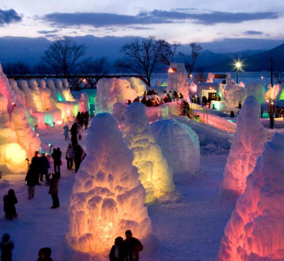 達人帶路!北海道支笏湖冰濤祭遊記!