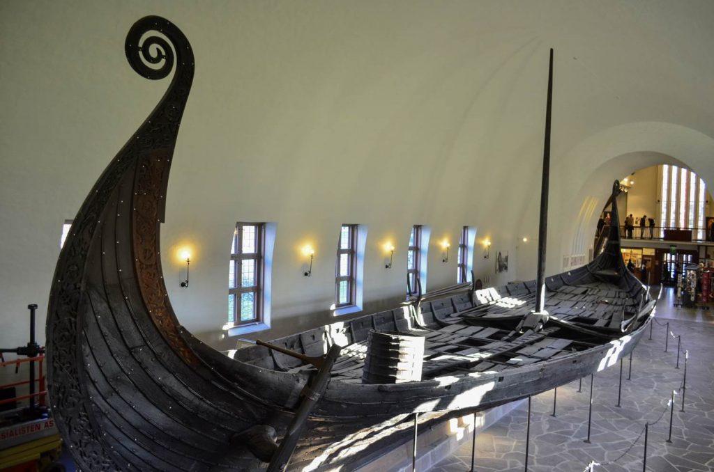 挪威奇緣,挪威旅遊絕不能錯過的10大景點 挪威維京博物館 1