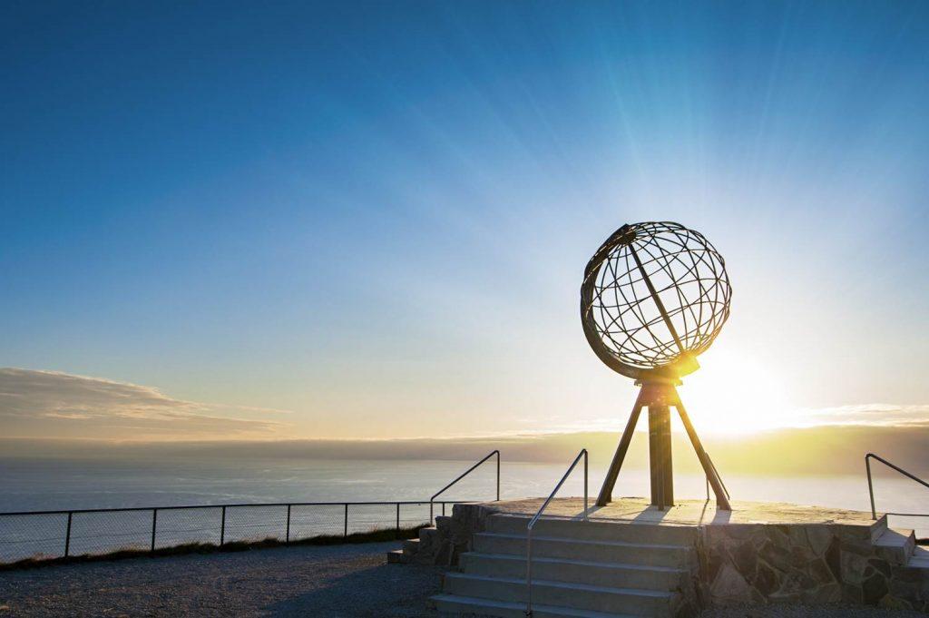 挪威奇緣,挪威旅遊絕不能錯過的10大景點 挪威 北角 2