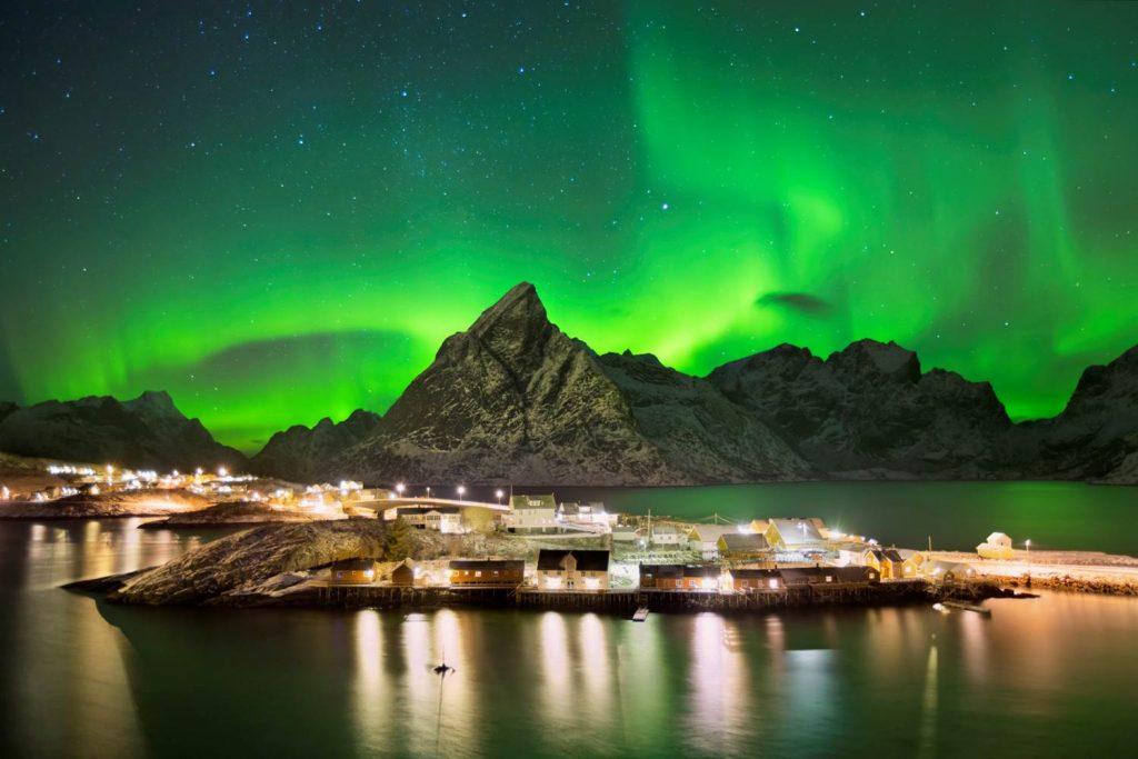 挪威奇緣,挪威旅遊絕不能錯過的10大景點 挪威 極光