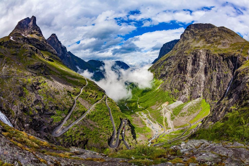 挪威奇緣,挪威旅遊絕不能錯過的10大景點 挪威 精靈之路 1