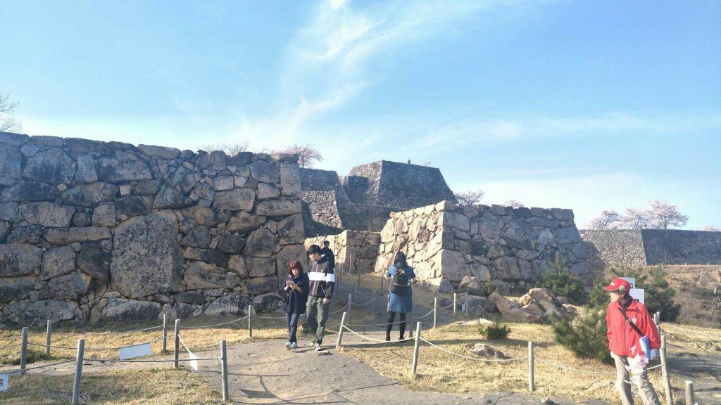 日本關西|真實版天空之城 漫步雲端秘境 兵庫.竹田城跡 遊玩攻略 日本關西 兵庫縣 竹田城跡Takeda Castle Ruins 4