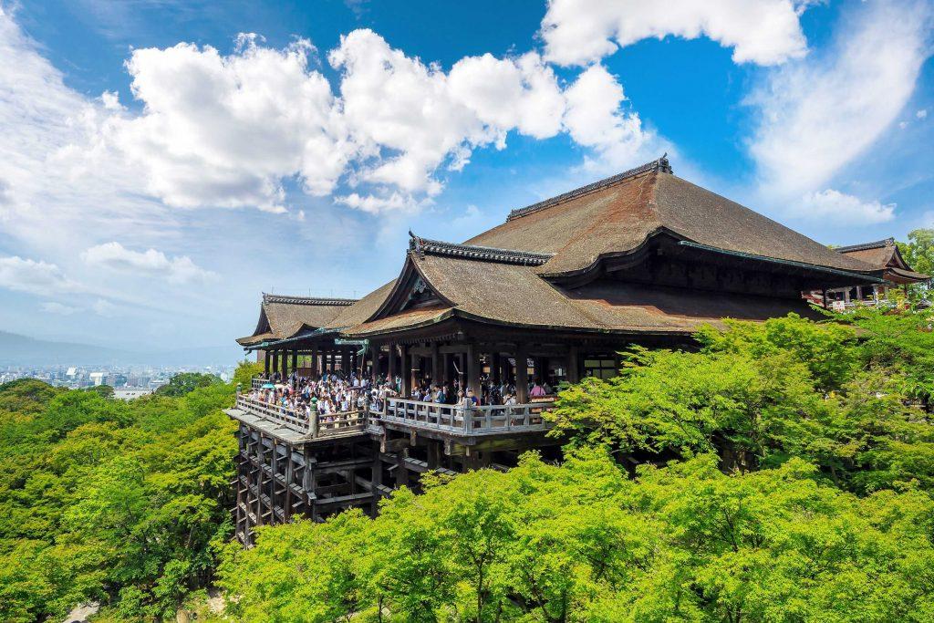 日本關西地區-京都-清水寺