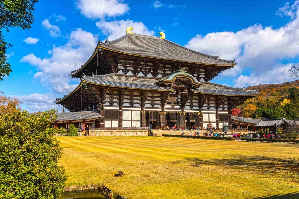 日本關西地區-奈良-東大寺