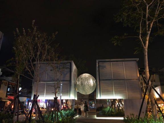 【台南】5大必吃美食&化身小文青的文創聚落! 高雄Kaohsiung 海安路街道美術館 2 2