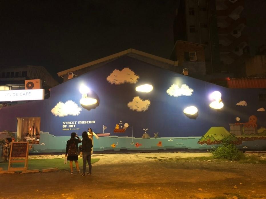 【台南】5大必吃美食&化身小文青的文創聚落! 高雄Kaohsiung 海安路街道美術館 4