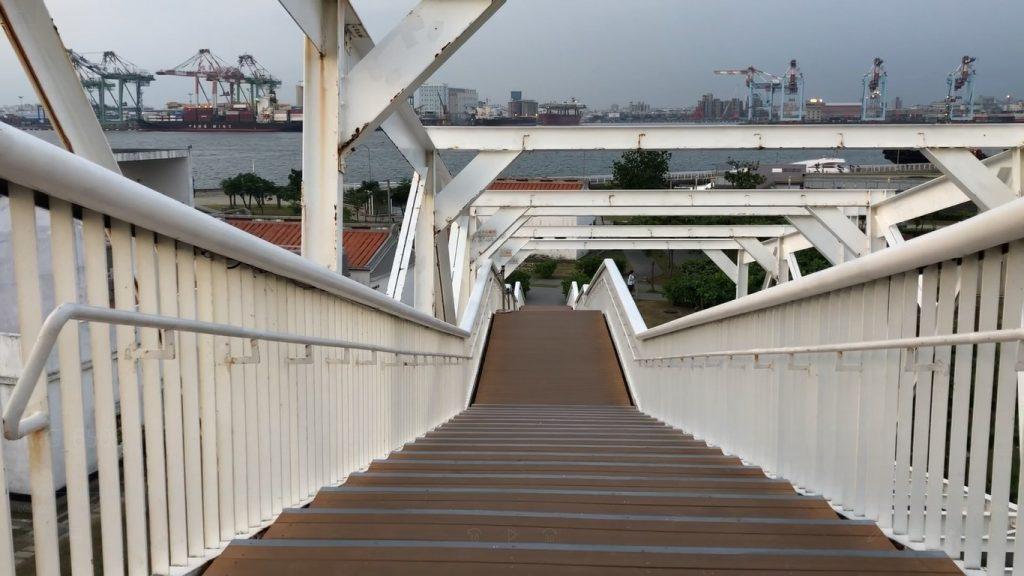 【高雄紅毛港】消失的城鎮?鮮少人知道的文化古蹟! 高雄Kaohsiung 紅毛港Hongmaogang 天空步道 1