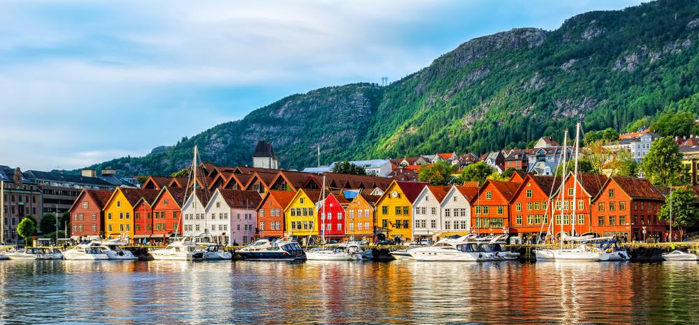 挪威奇緣,挪威旅遊絕不能錯過的10大景點 shutterstock 777123067