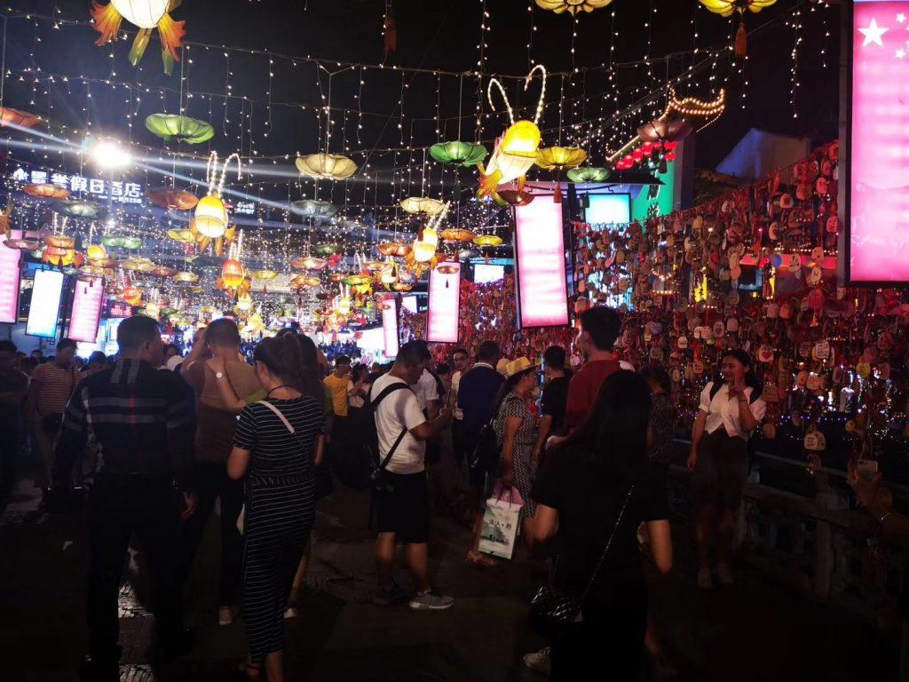 中國 桂林 陽朔西街|陽朔縣城最繁華最古老的街道