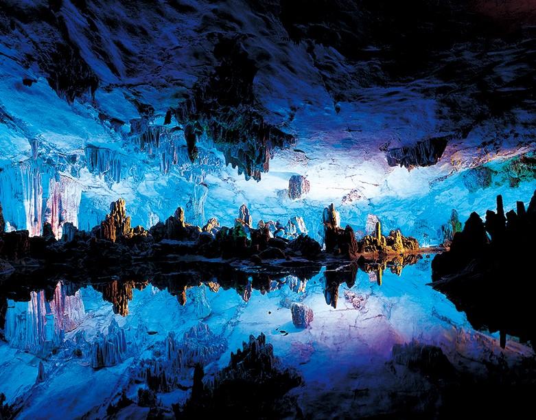 中國 桂林 岩洞|林喀斯特地貌最典型的代表