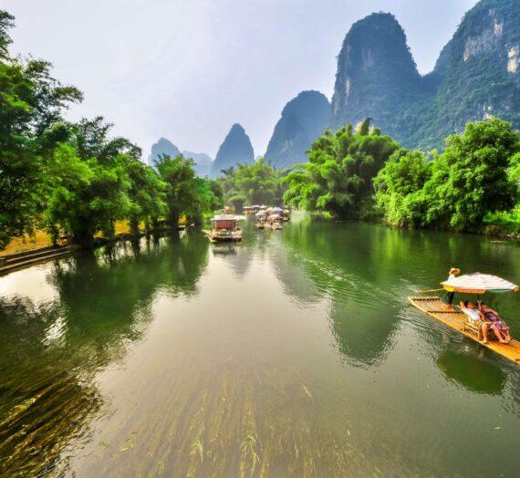 中國 桂林|桂林山水甲天下 經典10大遊玩打卡景點懶人包