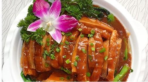 中國 桂林|必吃美食 荔浦扣肉