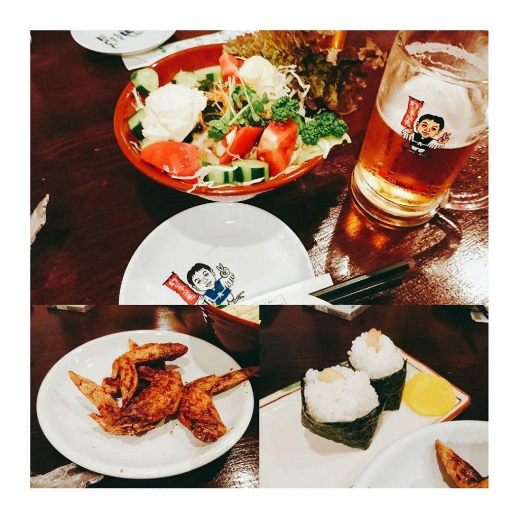 追星到日本去!! 超強旅遊攻略以及5間人氣餐廳一次滿足~名古屋篇 日本名古屋 Japan Nagoya 世界の山ちゃん 夢幻炸雞翅生啤酒 2