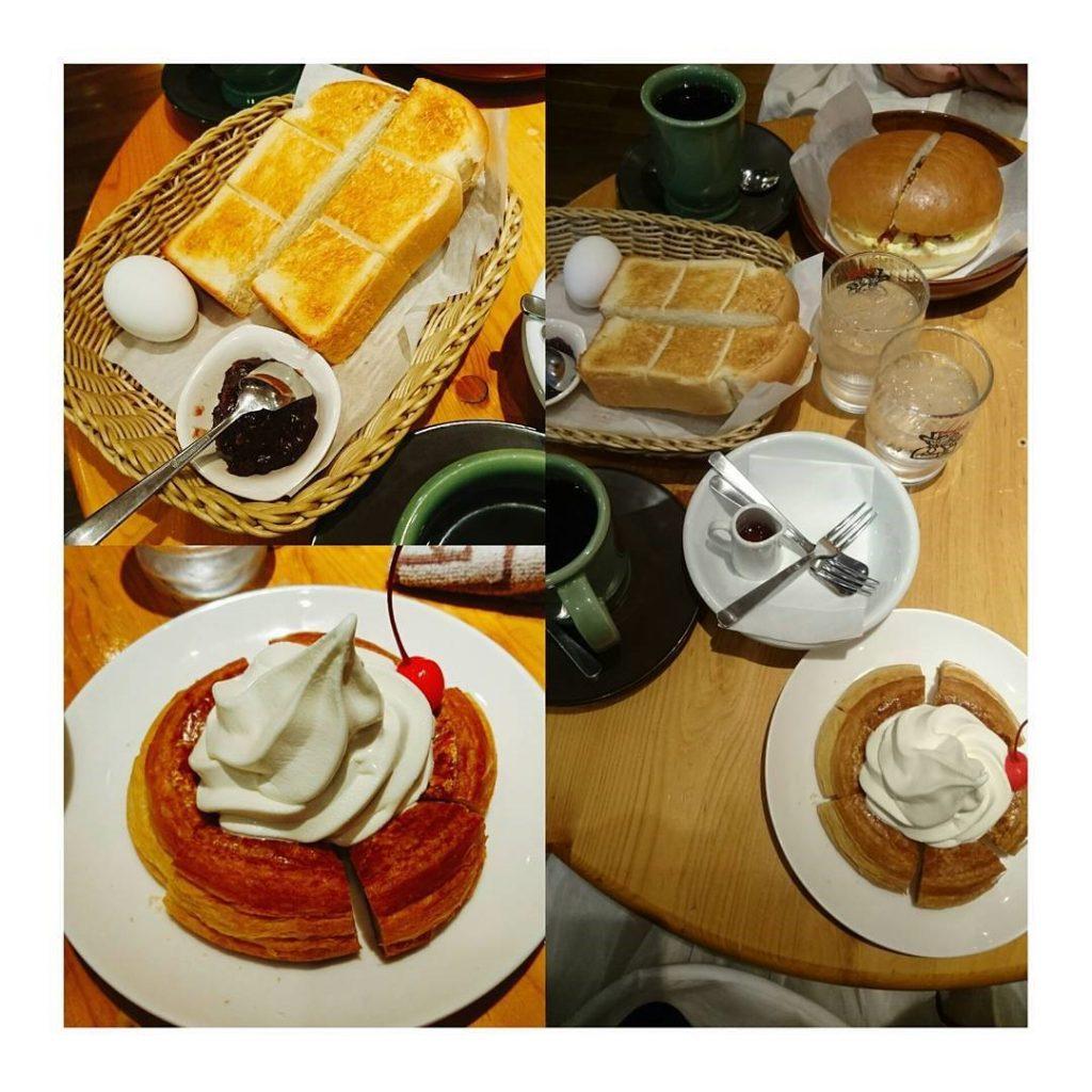 追星到日本去!! 超強旅遊攻略以及5間人氣餐廳一次滿足~名古屋篇 日本名古屋 Japan Nagoya Komedas Coffeeコメダ珈琲