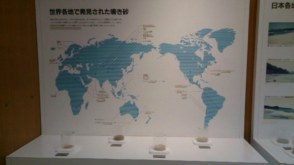 日本 島根|【仁摩砂之博物館】全世界最大的砂曆,一次計算一年 日本 人摩砂之博物館 Nima Sand Museum 6