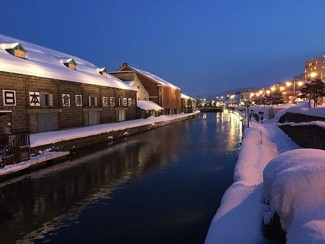 12月來去北海道!超詳細好吃、好住、好玩、好買的日本行程~可別錯過啦! 日本 北海道 japan hokkaido 小樽運河