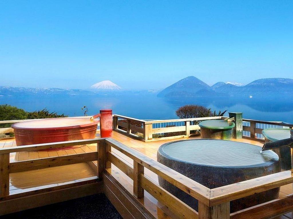 12月來去北海道!超詳細好吃、好住、好玩、好買的日本行程~可別錯過啦! 日本 北海道 japan hokkaido 洞爺湖畔亭飯店 2