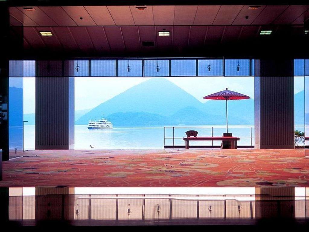 12月來去北海道!超詳細好吃、好住、好玩、好買的日本行程~可別錯過啦! 日本 北海道 japan hokkaido 洞爺湖畔亭飯店