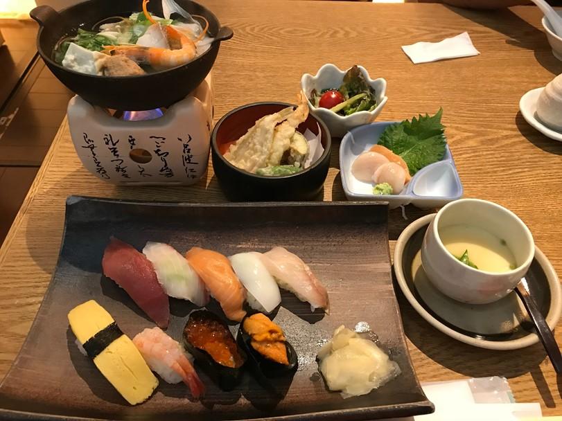 12月來去北海道!超詳細好吃、好住、好玩、好買的日本行程~可別錯過啦! 日本 北海道 japan hokkaido 美食 壽司 1