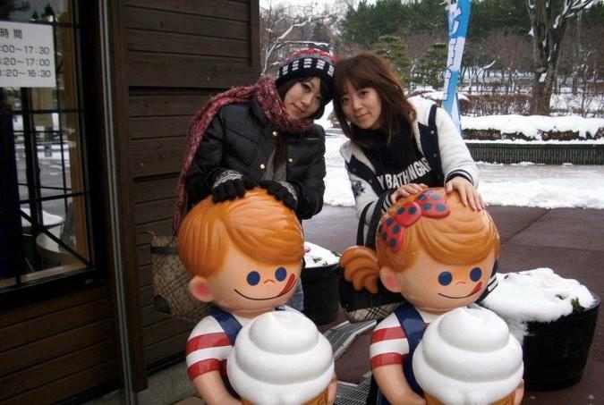 12月來去北海道!超詳細好吃、好住、好玩、好買的日本行程~可別錯過啦! 日本 北海道 japan hokkaido 霜淇淋 1