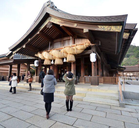 日本高人氣結緣神社!【出雲大社】脫單參拜筆記,別再亂拜啦!