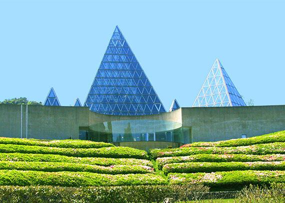 日本 島根|【仁摩砂之博物館】全世界最大的砂曆,一次計算一年