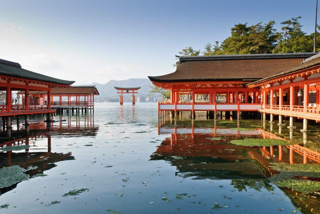 嚴島神社海上鳥居