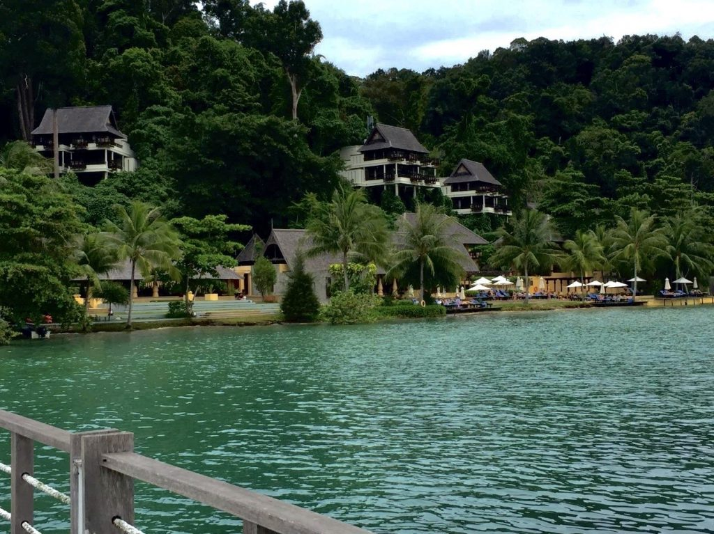 沙巴綠中海Gaya Island Resort