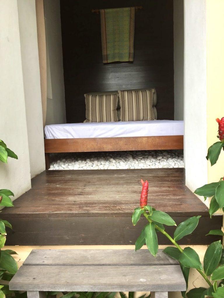 馬來西亞_沙巴綠中海_飯店內的發呆亭
