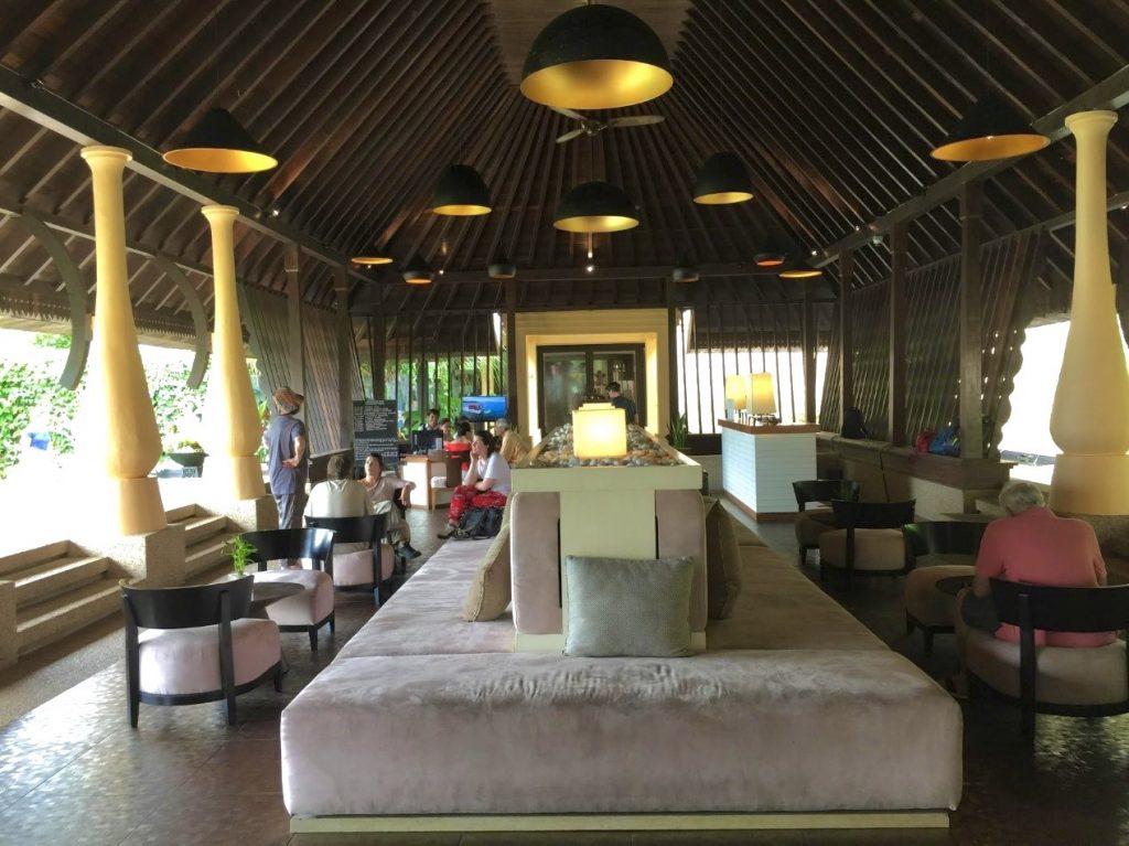馬來西亞_沙巴綠中海_飯店大廳