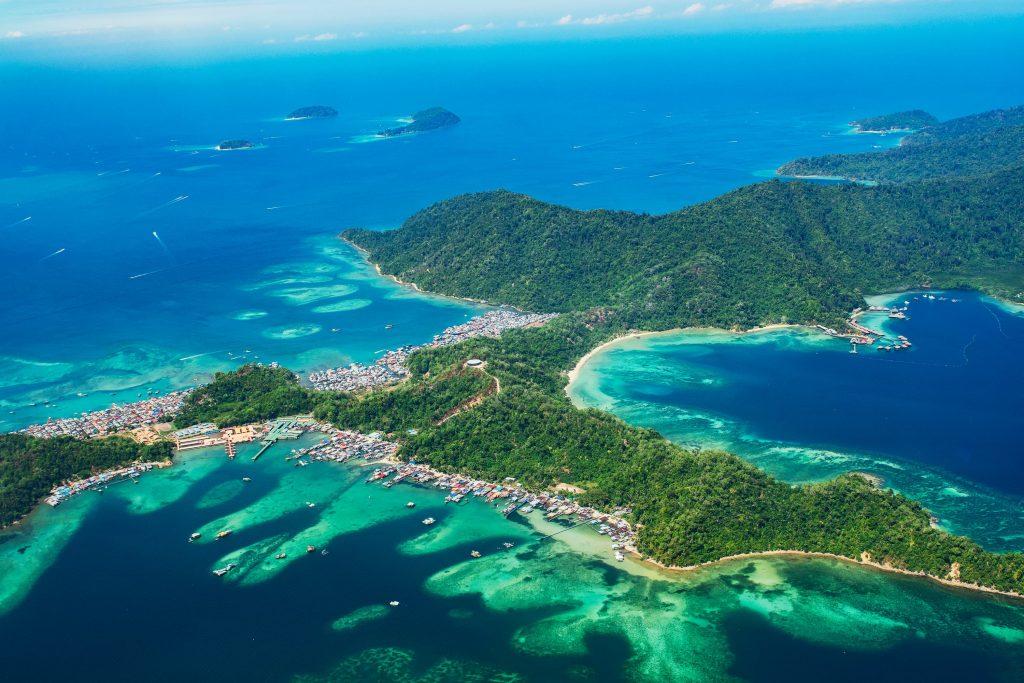 加雅島Gaya Island