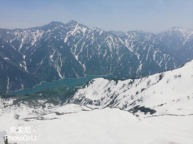 日本北陸 | 超震撼!黑部立山雪牆奇景,一次體驗6種交通工具 日本北陸 japan 黑部立山 Tateyama Kurobe Alpine Route 大觀峰 2