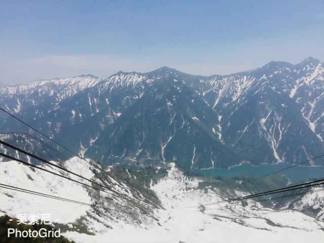 日本北陸 | 超震撼!黑部立山雪牆奇景,一次體驗6種交通工具 日本北陸 japan 黑部立山 Tateyama Kurobe Alpine Route 大觀峰