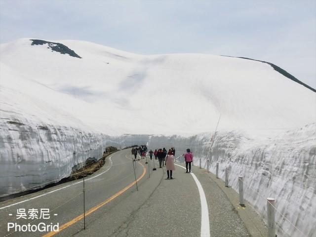 日本北陸 | 超震撼!黑部立山雪牆奇景,一次體驗6種交通工具 日本北陸 japan 黑部立山 Tateyama Kurobe Alpine Route 立山雪牆 2