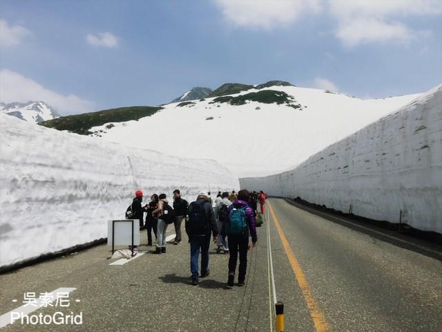 日本北陸 | 超震撼!黑部立山雪牆奇景,一次體驗6種交通工具 日本北陸 japan 黑部立山 Tateyama Kurobe Alpine Route 立山雪牆