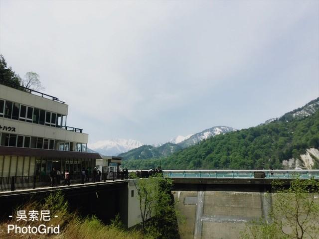 日本北陸 | 超震撼!黑部立山雪牆奇景,一次體驗6種交通工具 日本北陸 japan 黑部立山 Tateyama Kurobe Alpine Route 黑部水庫 6