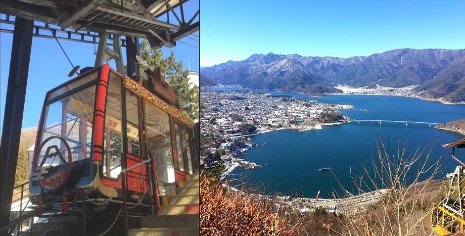日本東京 | 富士山迷必去的河口湖&天上山纜車! 日本東京 japan tokyo 天上山纜車 1