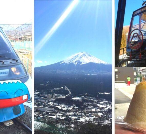 日本東京 | 富士山迷必去的河口湖&天上山纜車!