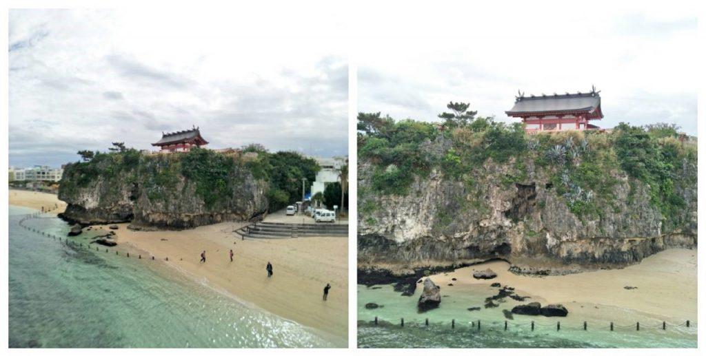 日本沖繩|自由行4天3夜行程規劃,必去景點&必吃美食全收錄! 沖繩 Okinawa 波上宮 1