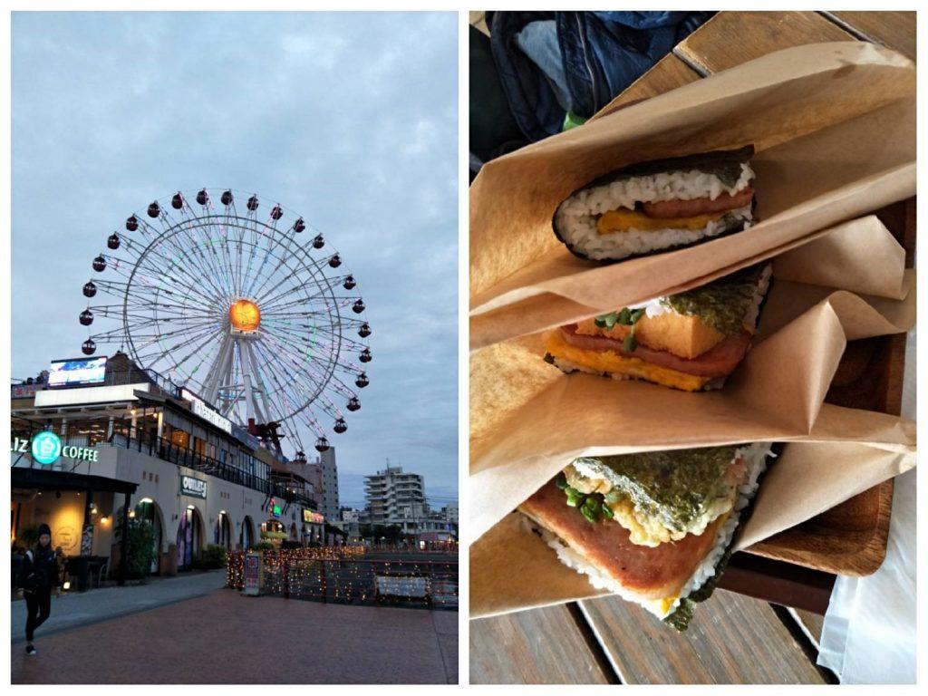 日本沖繩|自由行4天3夜行程規劃,必去景點&必吃美食全收錄! 沖繩 Okinawa 美國村 豬肉蛋飯糰