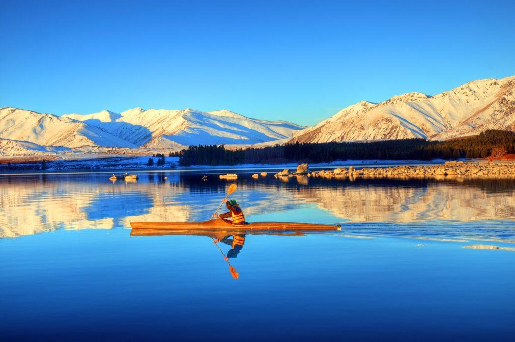 【紐西蘭南島】精選10大必玩必吃!出發但尼丁、提卡波湖、皇后鎮! 紐西蘭 New Zealand 提卡波湖-約翰山Mt.John