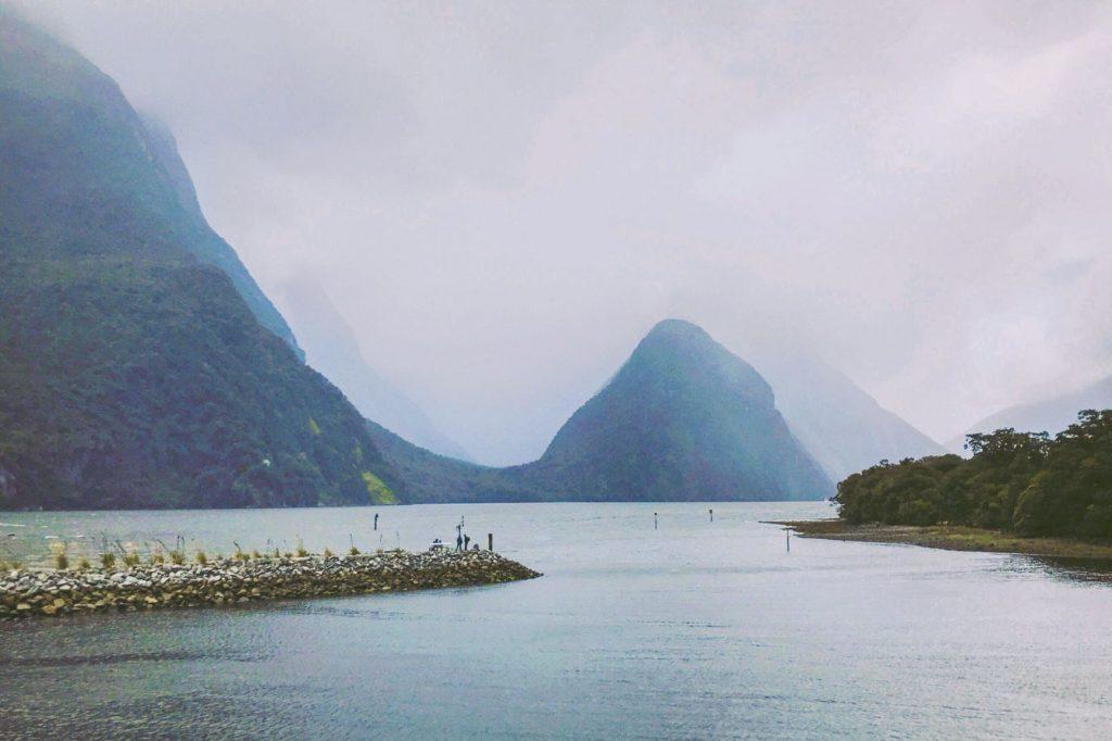 【紐西蘭南島】精選10大必玩必吃!出發但尼丁、提卡波湖、皇后鎮! 紐西蘭 New Zealand 皇后鎮-米爾福德峽灣Milford Sound 2